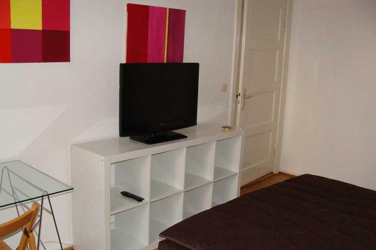 Flat-TV mit Kabelfernsehen